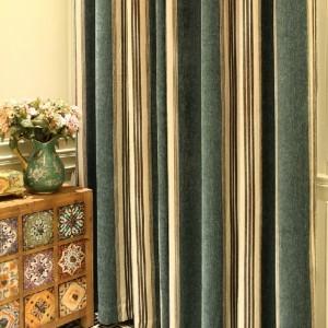 cortina chenille