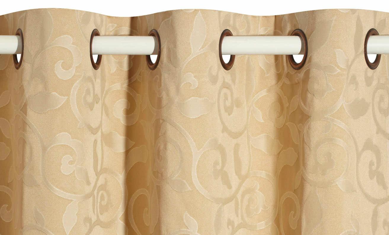 Diferentes tipos de cortinas para combatir el fr o boloqui for Ganchos para cortinas de tela