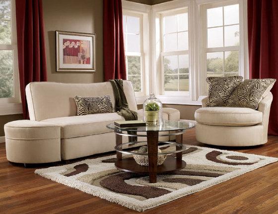 La utilizaci n de las alfombras en la decoraci n boloqui - Alfombras para sala ...