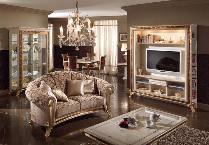 Las telas en la decoraci n boloqui Estilo clasico diseno de interiores