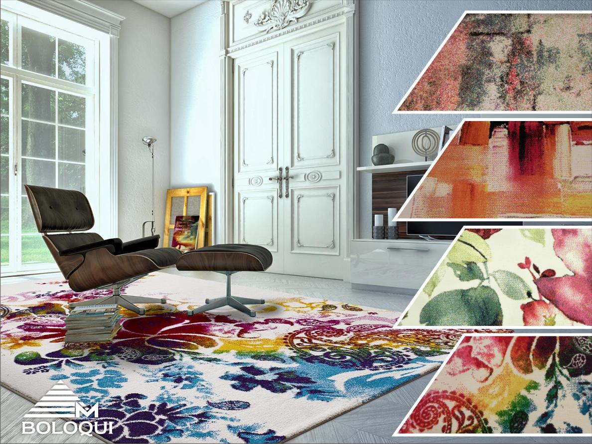 La utilizaci n de las alfombras en la decoraci n boloqui - Casa de alfombras ...