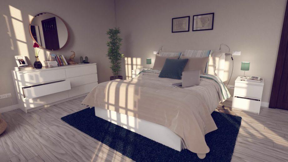 Claves de Diseño para el Dormitorio