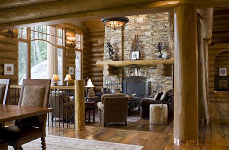 decoracion de interiores rustico colonial:podemos mencionar artefactos de madera tallada, muebles rústicos de